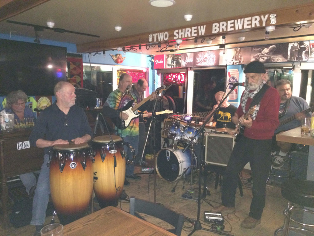 September Jam at the Pub